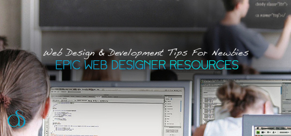 Web Design & Development Tips For Newbie Web Designers