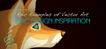 60+ Epic Examples of Vector Art