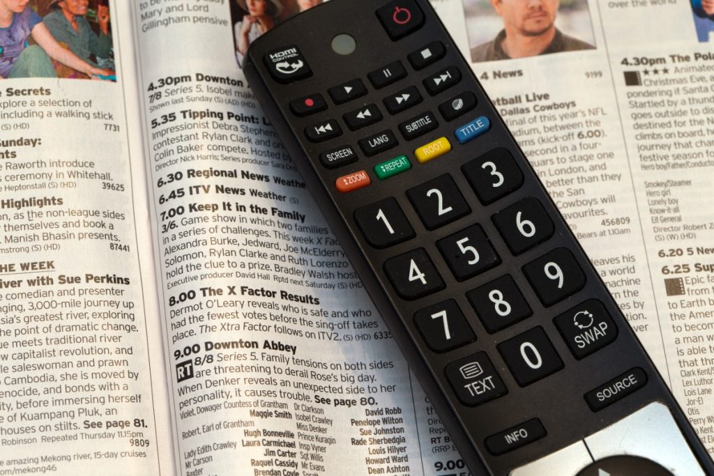 blogging-distractions-tv