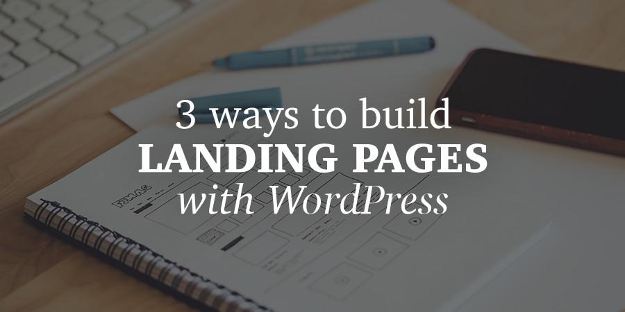create-landing-pages-wordpress