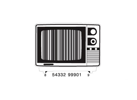44 Cool and Creative Bar Code Designs