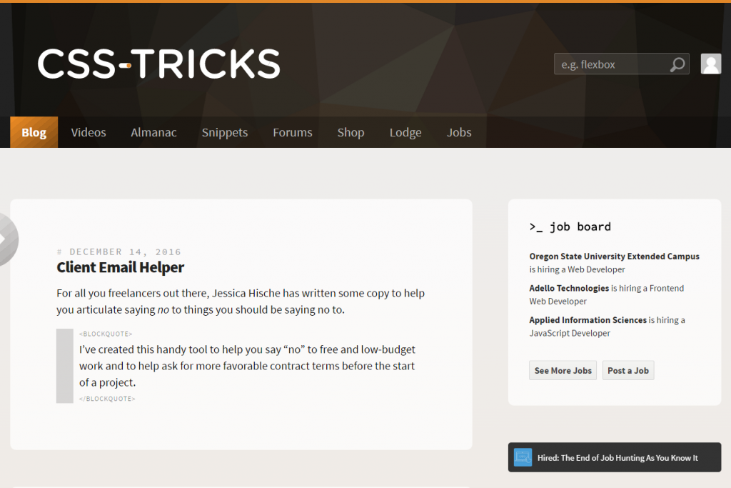 css-tricks-front-end-dev-css-html-javascript-development-blog
