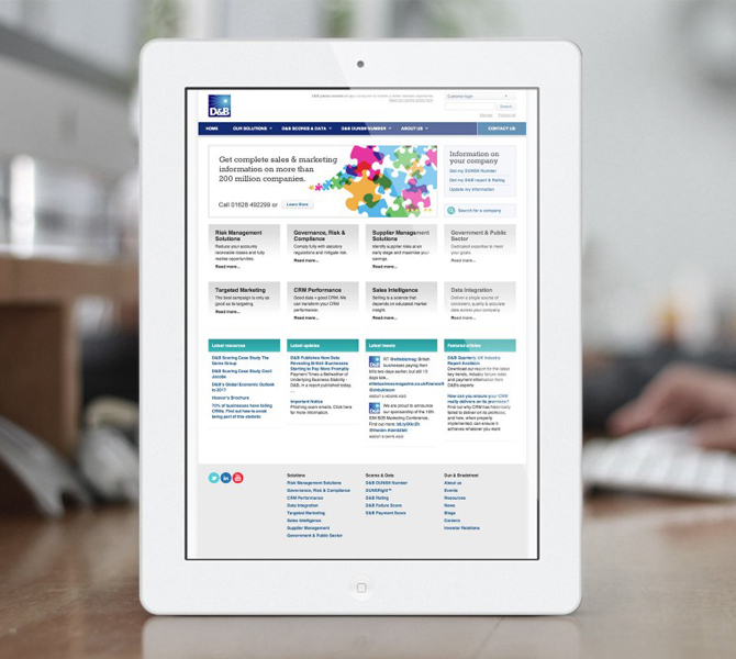 dnb-responsive-web-design