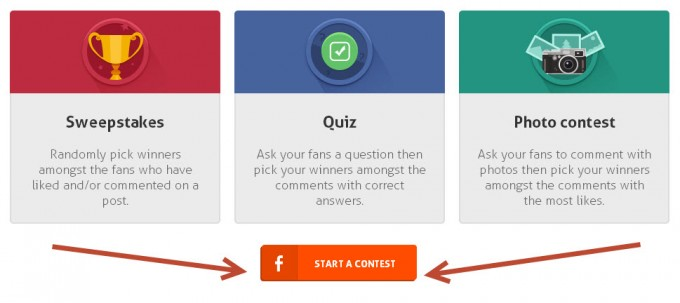 easiest-way-to-start-run-facebook-timeline-contest-for-free