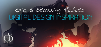 150+ Examples of Creative, Amazing, & Epic Robot Design Inspiration – Artworks, Illustrations & Creations!