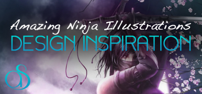 40+ Amazing Ninja Design Illustrations & Epic Artwork Inspiration