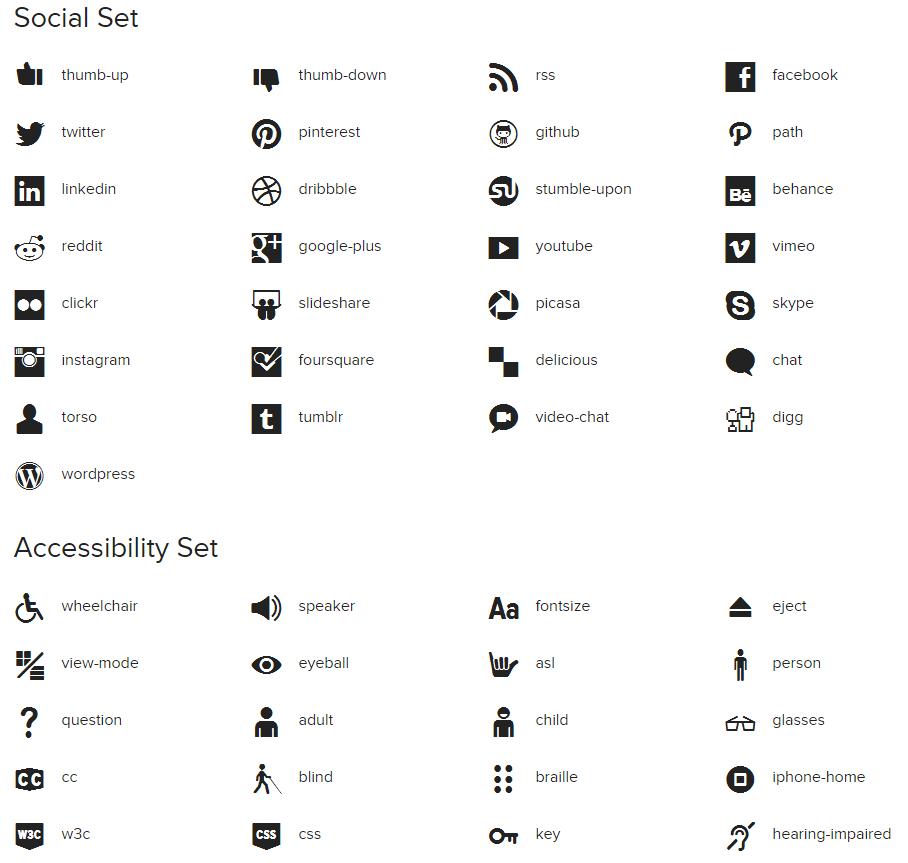 foundation-icons-font