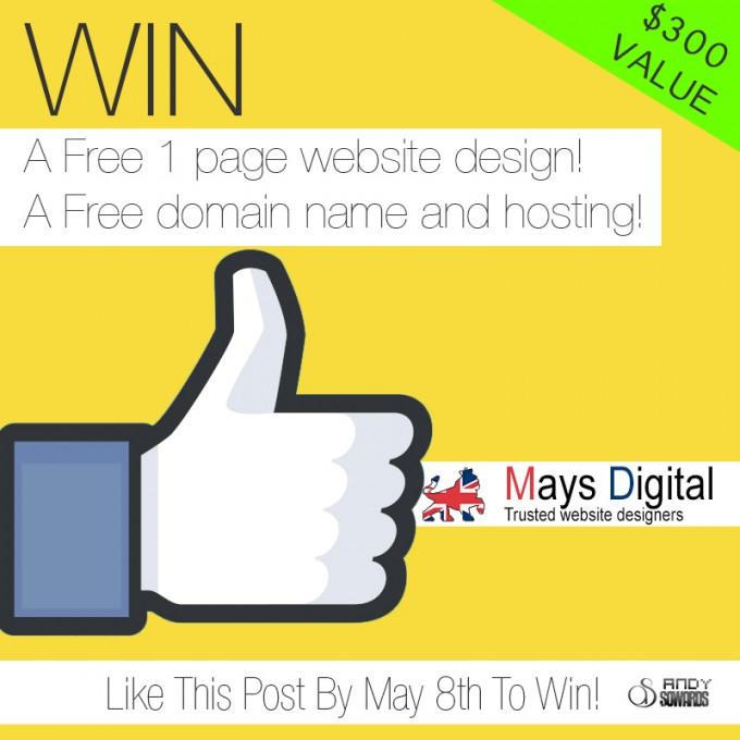 free-web-design-facebook-promo
