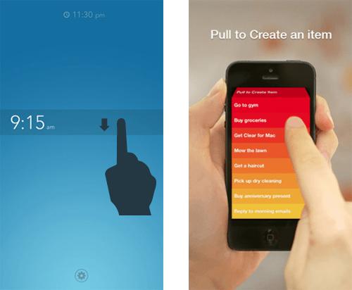 gesture-driven-app-interface-design