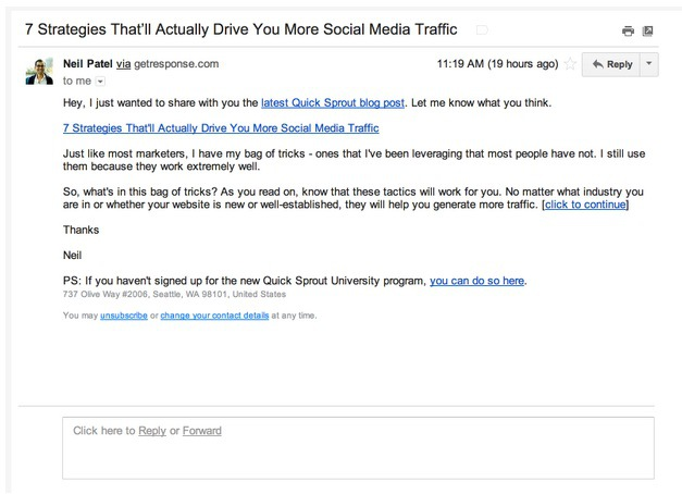 how-i-use-email-boost-organic-traffic