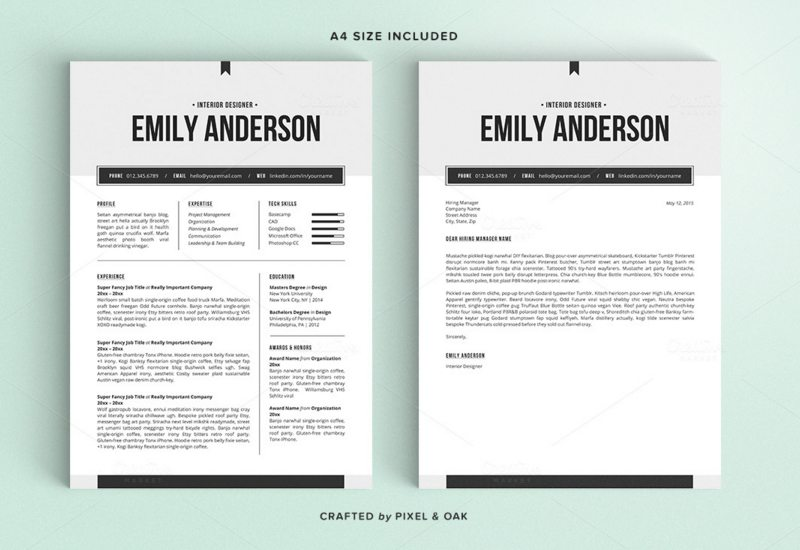 how-to-customize-a-resume-or-cv-template