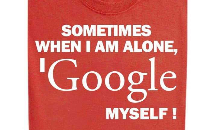 i-google-myself-funny-geek-tshirt