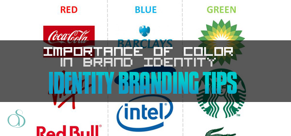 Importance of Color in Brand Identity