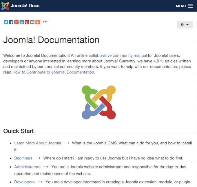 joomla-docs-training-tutorials