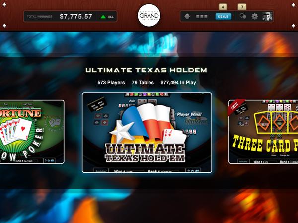 Las vegas casino online free games