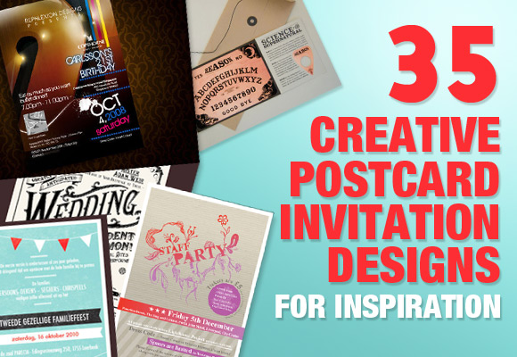 best inspirational postcard designs - Postcard Design Ideas