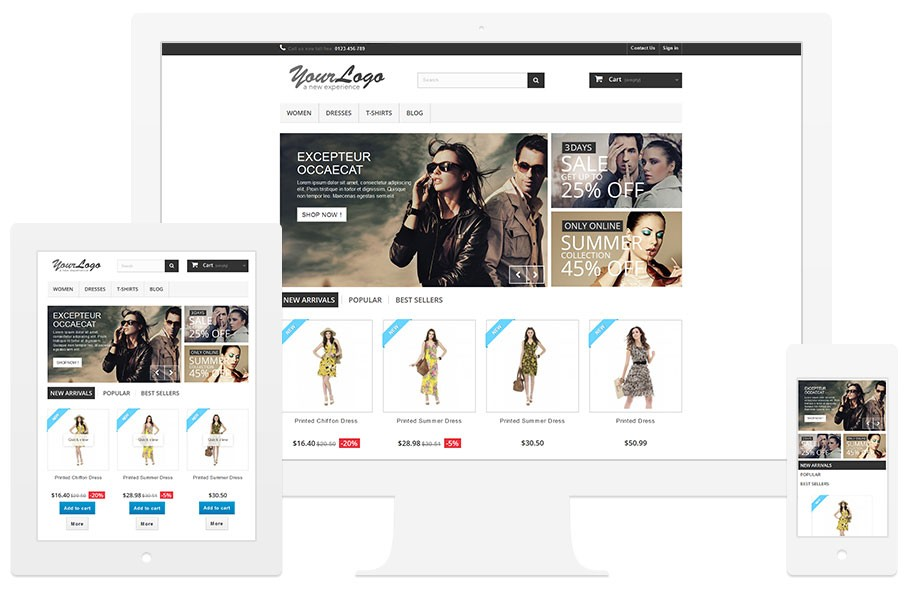 prestashop-front-end-responsive-design-theme-template