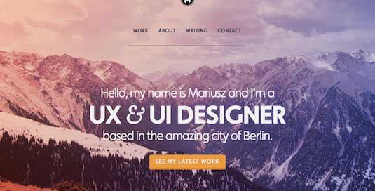 product-portfolio-ux-inspiration