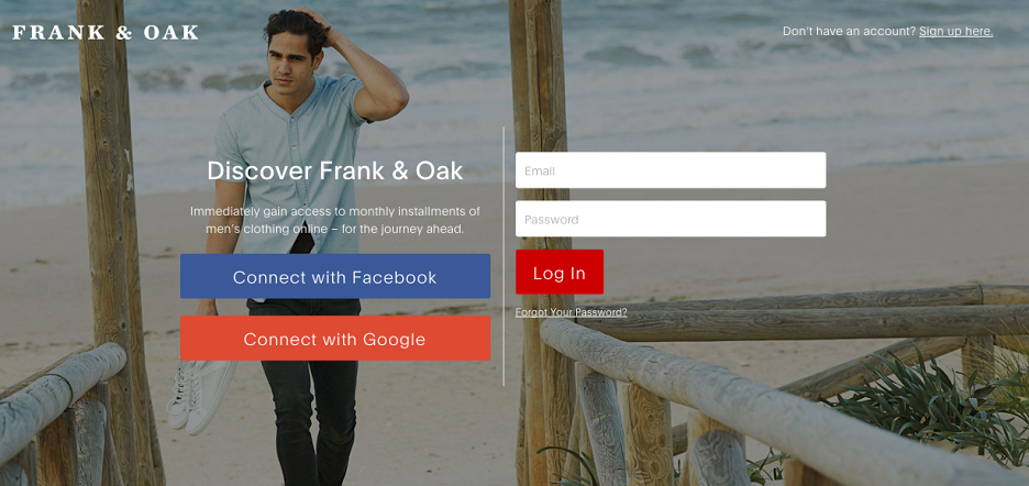 selling-product-experiences-frank-and-oak-website-design