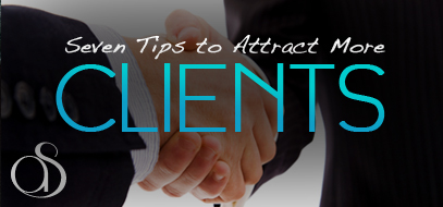 Seven tips to attract more clients – A Guide for Freelancers