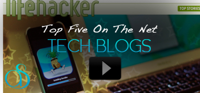 The Top 5 Tech Blogs On The Net Right Now