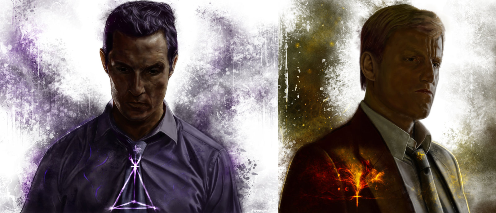 true_detective___rust_cohle_and_martin_hart_vol2_by_p1xer-d799c29