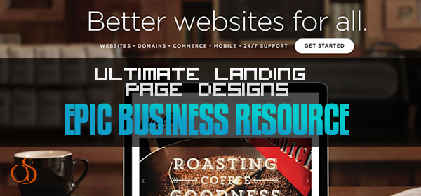 10 Ultimate Landing Page Designs You Won't Forget in a Hurry!