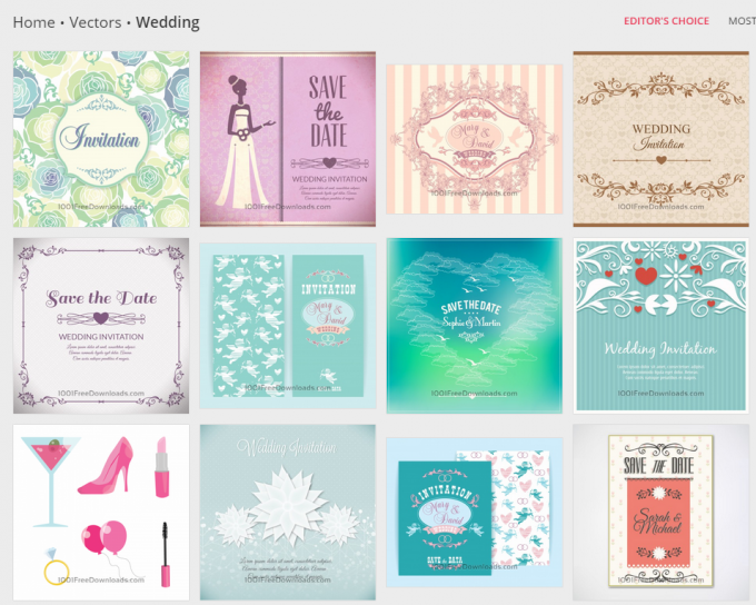 vector-wedding-resources