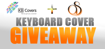 KB Covers Macbook Pro Keyboard Cover Review & Giveaway!