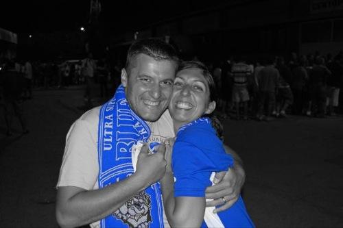 Blue fever