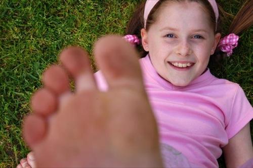 foot copy